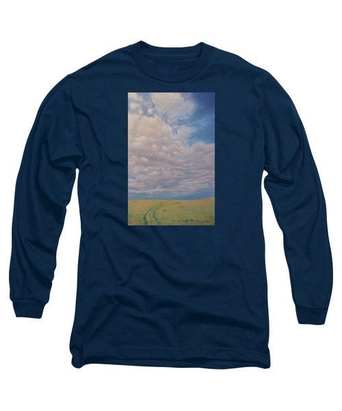 Prairie Trail Long Sleeve T-Shirt