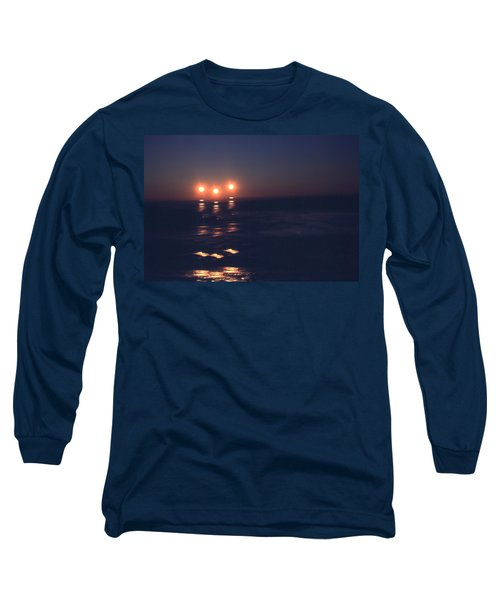 Preventing Sunset Long Sleeve T-Shirt