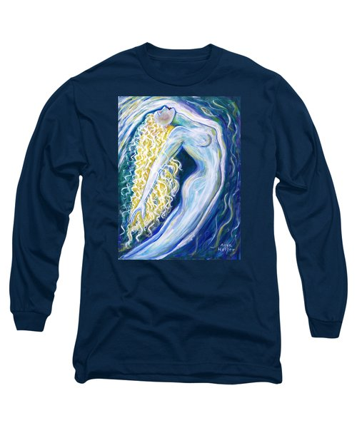 Probing The Depths Long Sleeve T-Shirt