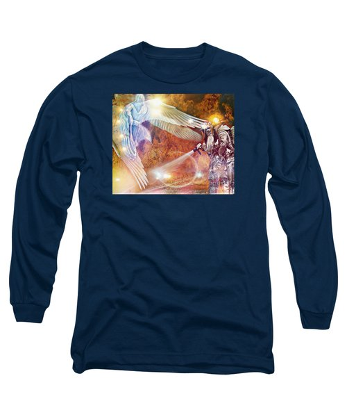 Protect Our Firefighters Long Sleeve T-Shirt