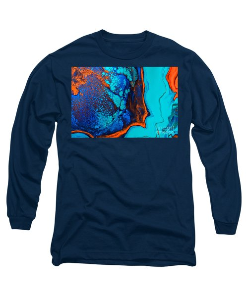 Puffer Fish Long Sleeve T-Shirt