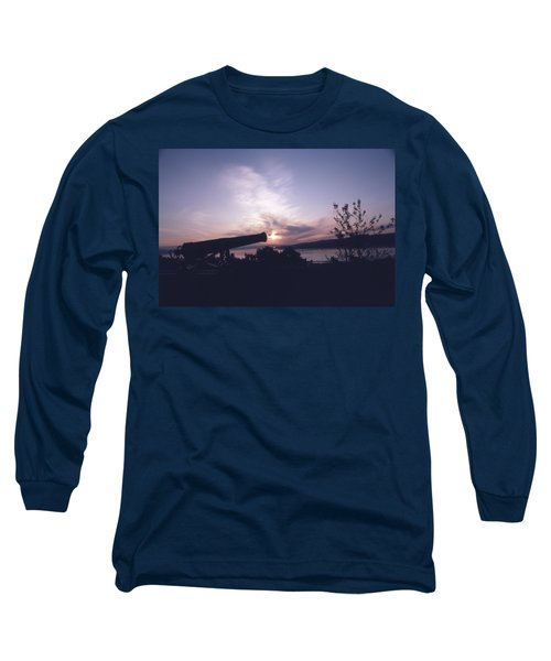 Putting Up The Sun Long Sleeve T-Shirt