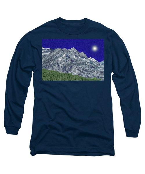 Pyrenees Astazous Mountain Long Sleeve T-Shirt