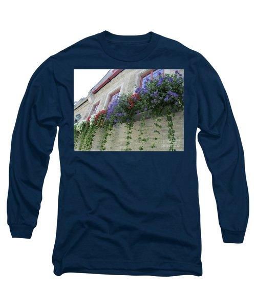 Quebec City 49 Long Sleeve T-Shirt