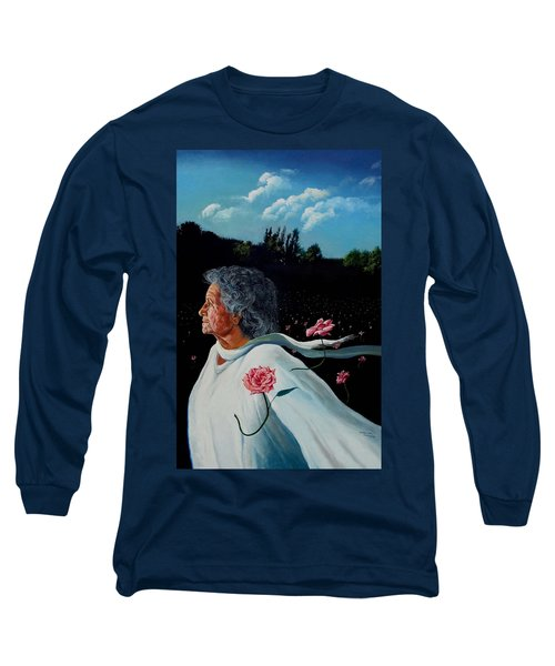 Queen Of Roses Long Sleeve T-Shirt