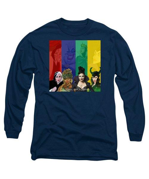 Queens Of Darkness Long Sleeve T-Shirt