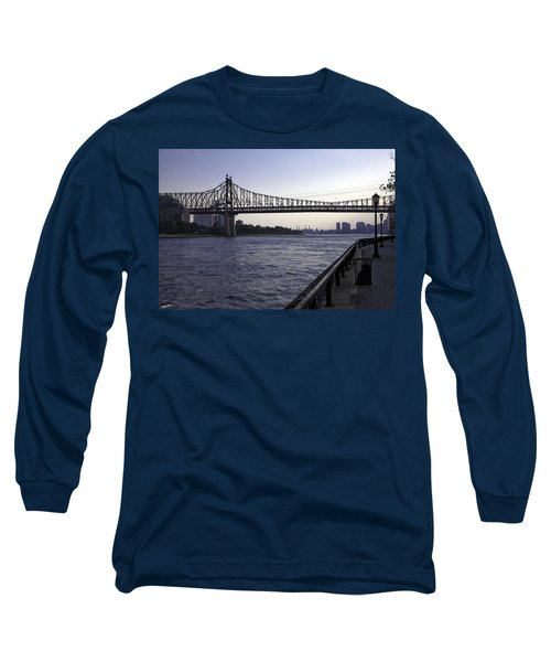 Queensboro Bridge - Manhattan Long Sleeve T-Shirt