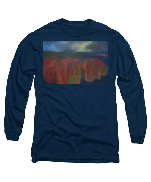 Quiet Explosion Long Sleeve T-Shirt