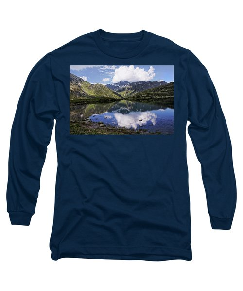 Long Sleeve T-Shirt featuring the photograph Quiet Life by Annie Snel