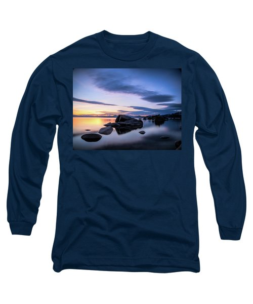 Quiet Sunset Long Sleeve T-Shirt