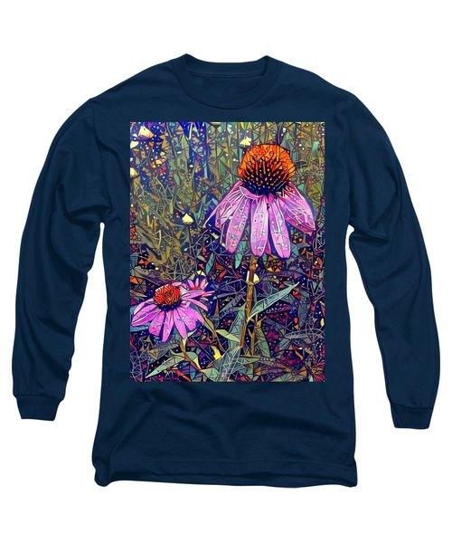 Quite Contrary  Long Sleeve T-Shirt