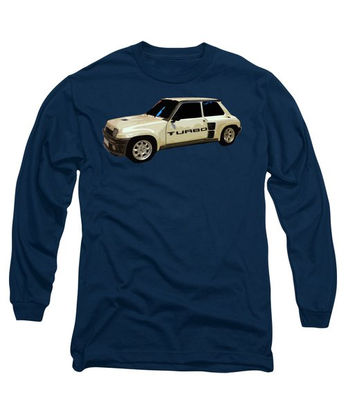 R Turbo Art Long Sleeve T-Shirt
