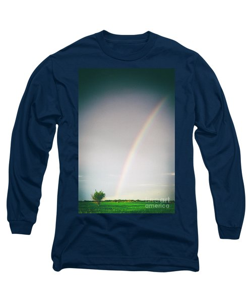 Rainbow #0157 Long Sleeve T-Shirt