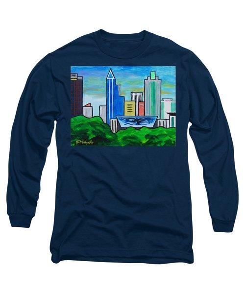 Raleigh Skyline 3 Long Sleeve T-Shirt
