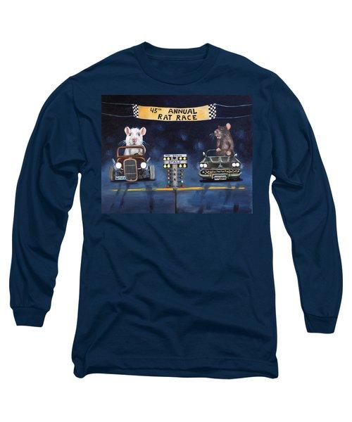 Rat Race Long Sleeve T-Shirt