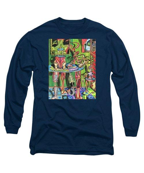 Raw Garnishings Long Sleeve T-Shirt