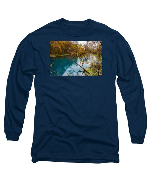 Reaching Out Long Sleeve T-Shirt by Jennifer White