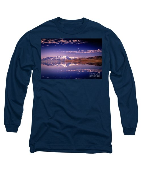 Reacting To The Morning Light Long Sleeve T-Shirt
