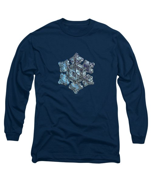 Real Snowflake - 05-feb-2018 - 5 Long Sleeve T-Shirt