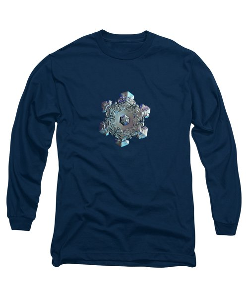 Real Snowflake - 05-feb-2018 - 6 Long Sleeve T-Shirt
