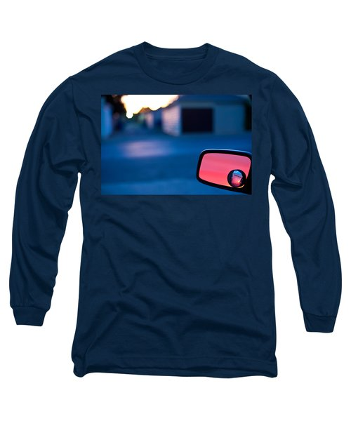 Rearview Mirror Long Sleeve T-Shirt