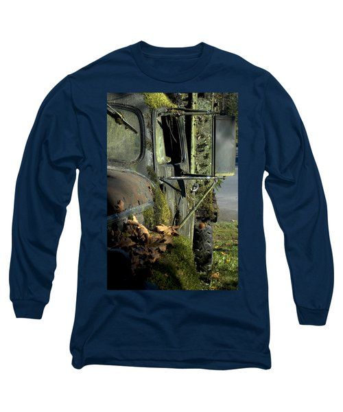 Rearview Long Sleeve T-Shirt