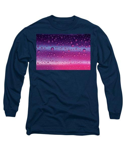 Rebmetpes Long Sleeve T-Shirt by Christopher McKenzie