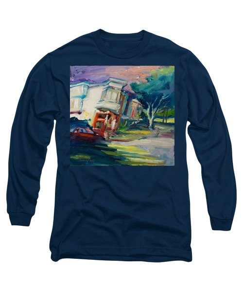 Red Cafe Long Sleeve T-Shirt