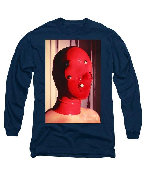 Red Hood Long Sleeve T-Shirt