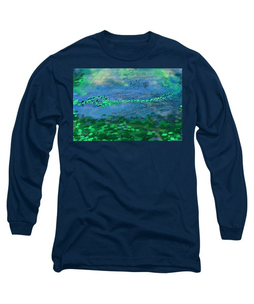 Reflecting Pond Long Sleeve T-Shirt