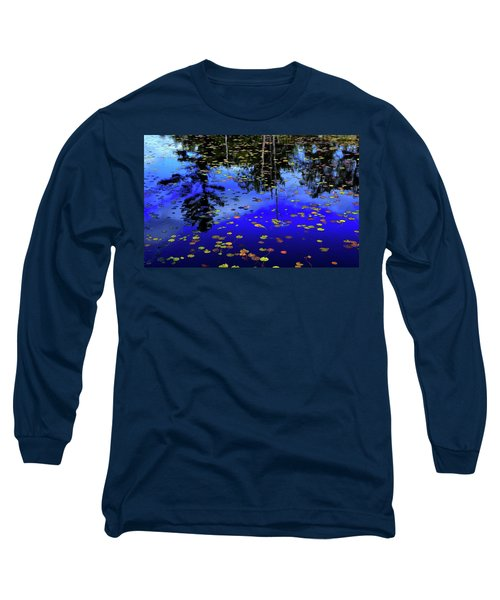 Reflections  Long Sleeve T-Shirt by Lyle Crump
