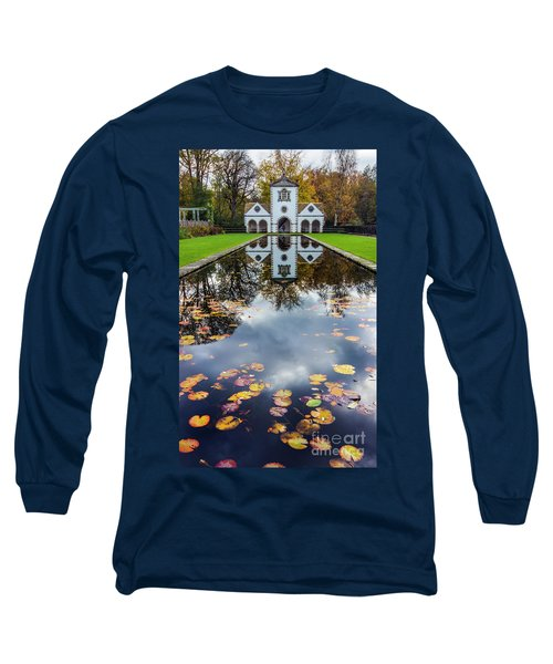 Reflections Of Life Long Sleeve T-Shirt