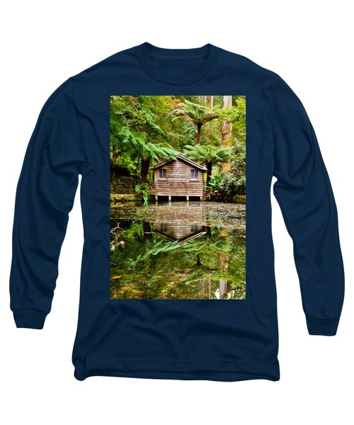 Reflections On The Pond Long Sleeve T-Shirt