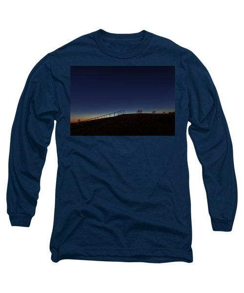 Relaxing Morning Long Sleeve T-Shirt