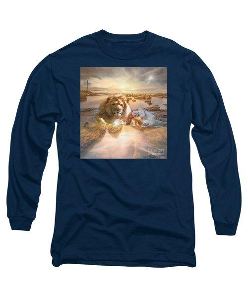 Divine Rest Long Sleeve T-Shirt