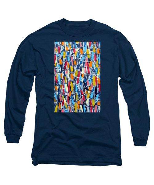 Restless Aura Long Sleeve T-Shirt