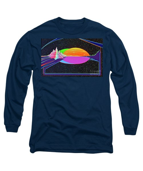 Revelations New Earth Long Sleeve T-Shirt