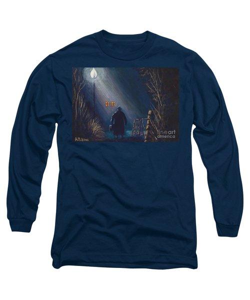 Reverend Hadley Jorgensen Long Sleeve T-Shirt