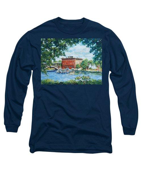 Rever's Marina Long Sleeve T-Shirt by Alexandra Maria Ethlyn Cheshire