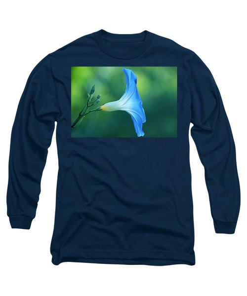 Long Sleeve T-Shirt featuring the photograph Rise And Shine by Byron Varvarigos