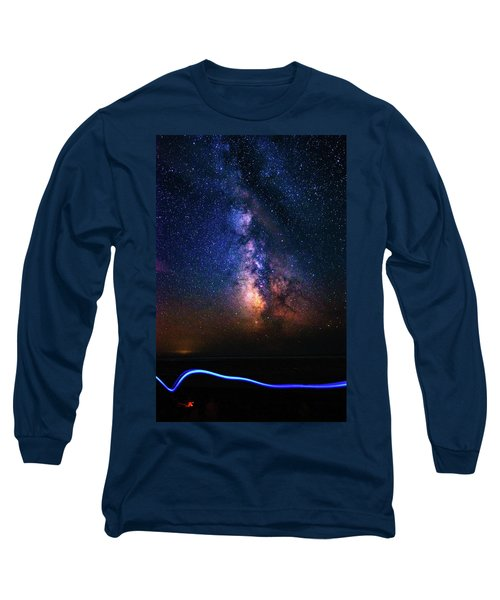 Rising From The Clouds Long Sleeve T-Shirt