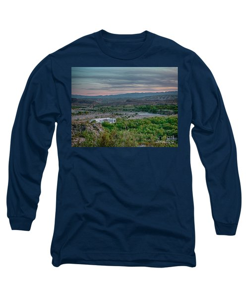 River Overlook Long Sleeve T-Shirt