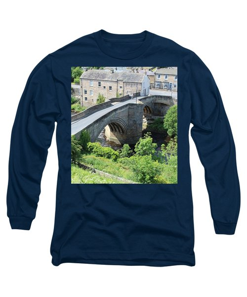 Roadbridge Over The River Tees Long Sleeve T-Shirt