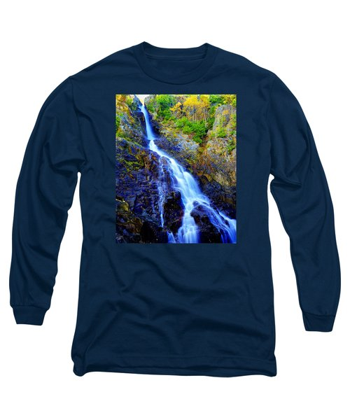 Roaring Brook Falls Long Sleeve T-Shirt