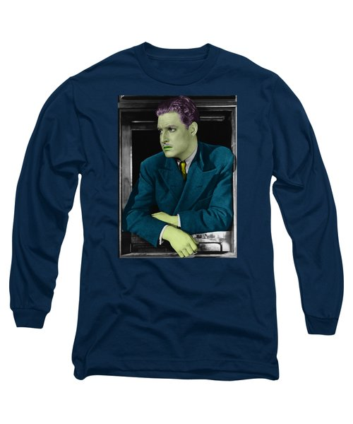 Robert Donat Long Sleeve T-Shirt