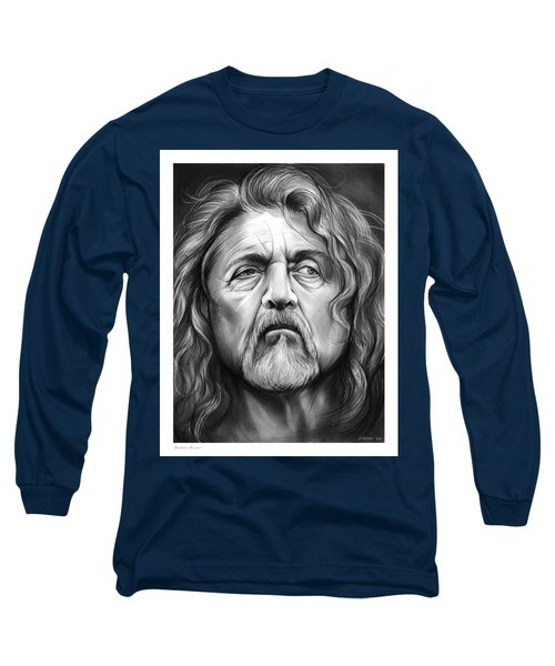 Robert Plant Long Sleeve T-Shirt