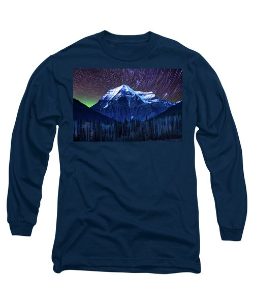 Robson Stars Long Sleeve T-Shirt by John Poon