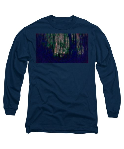 Rockets In The Night Long Sleeve T-Shirt