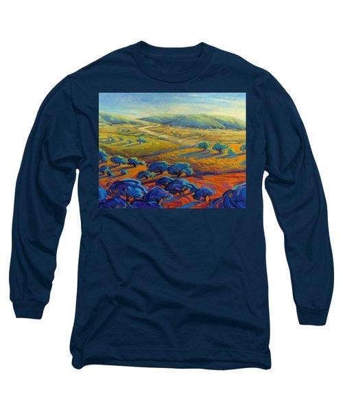 Rolling Hills 3 Long Sleeve T-Shirt