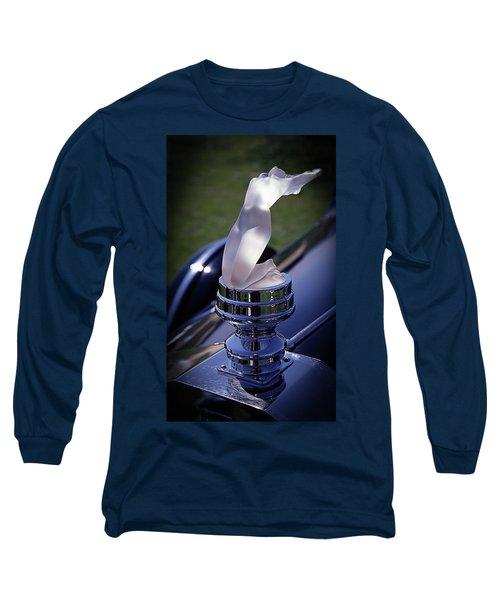 Rolls Lady Long Sleeve T-Shirt